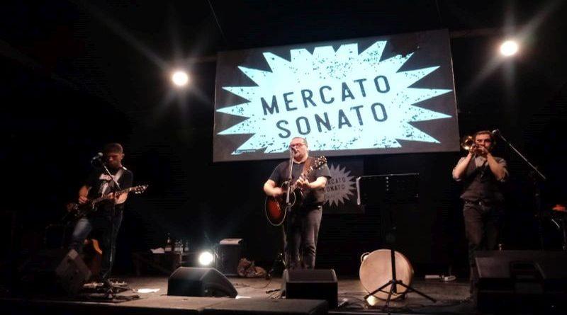 Cisco Bellotti concerto al Mercato Sonato di Bologna