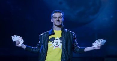 Luca Bono e la sua magia moderna al Teatro Celebrazioni di Bologna