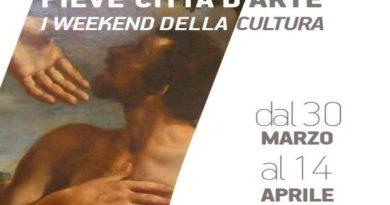 Week end della cultura a Pieve di Cento dal 30 marzo
