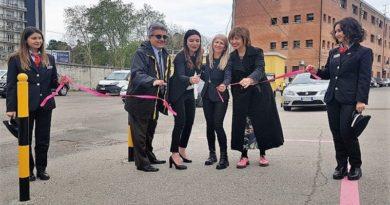 A Bologna il primo Parcheggio rosa in una stazione ferroviaria