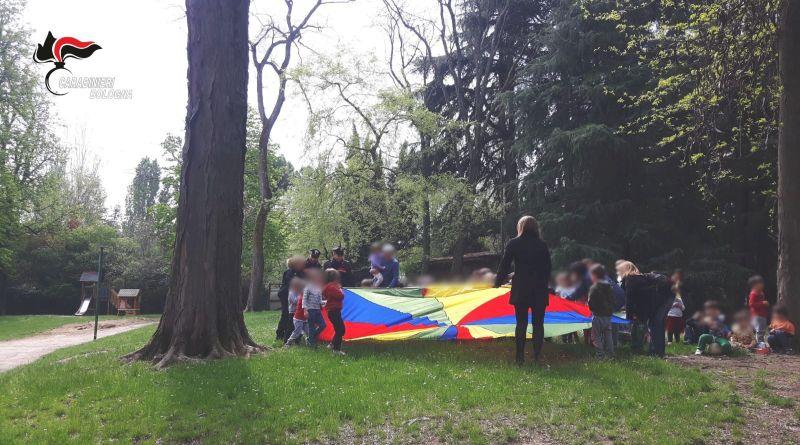 Bologna, sostanza irritante nell'aria in una scuola materna 60 persone tutte a tossire