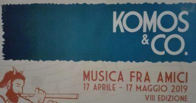 Musica contro l'omofobia con il festival Komos&Co