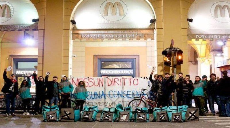 Riders, Di Maio promette ancora e i fattorini di Bologna scioperano stasera