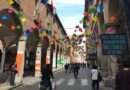Bologna, via Zamboni a colori per il Campus By Night