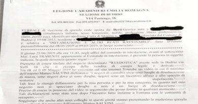 Salvini querelato per diffamazione da un negozio di canapa