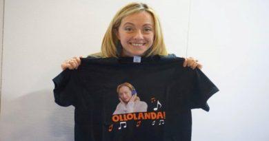 Giorgia Meloni a Bologna per Bignami ollolanda