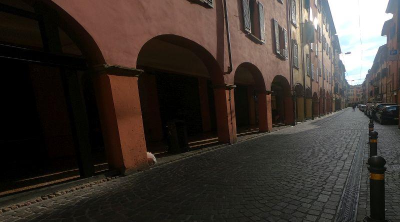 62 km di portici di Bologna patrimonio Unesco