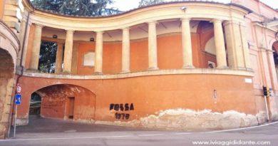 Al via oggi il restauro dei portici di san luca
