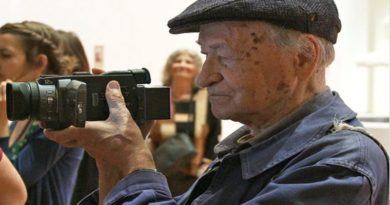 Archivio Aperto, omaggio al regista migrante JonasMekas