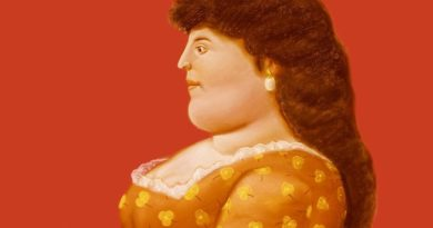 Fernando Botero Femme, 2002 Pastello su carta, 102x68 cm
