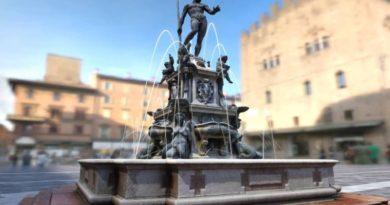 La fontana del Nettuno si pulisce con 35mila euro