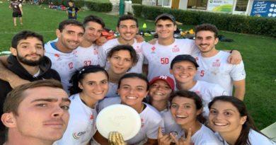 Ultimate frisbee, al Cus Bologna lo scudetto italiano