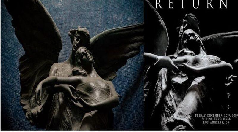 Certosa di Bologna accompagna il ritorno dei My Chemical Romance