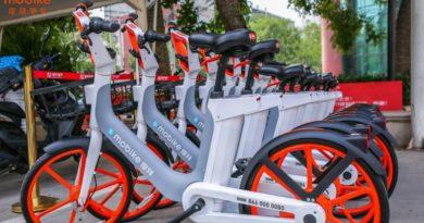 Mobike, entro fine mese ci saranno 300 bici elettriche