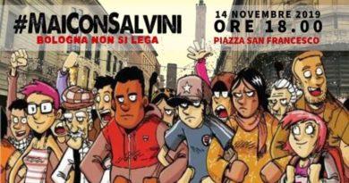 bologna non si Lega in San Francesco