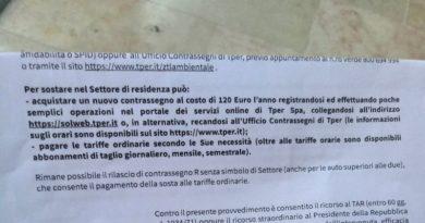 A Bologna la seconda auto in sosta paga