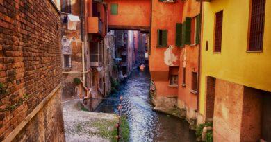 Bologna dell'acqua, della seta e della canapa: una storia ancora viva