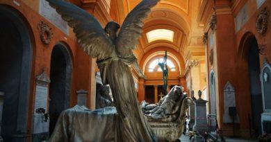 Dell'amore e di altre illusioni, Carducci alla Certosa di Bologna