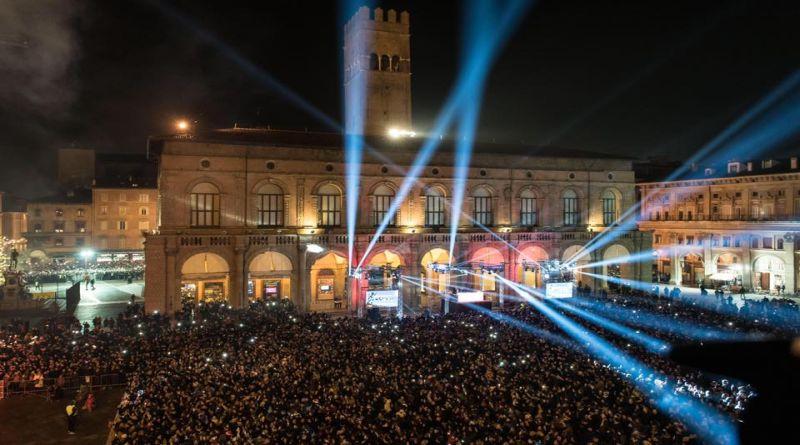 capodanno piazza maggiore bologn
