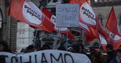 potere al popolo bologna elezioni regionali emilia romagna 26 gennaio lega pd