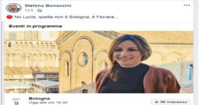 borgonzoni gaffe