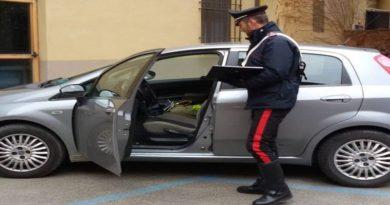 furto auto Imola