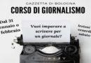 locandina corso di giornalismo bologna