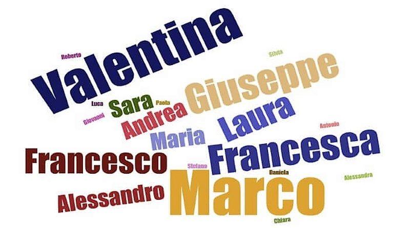 nomi neonati bologna