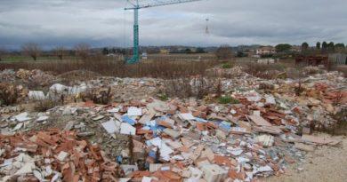 rifiuti edili abbandonati bologna