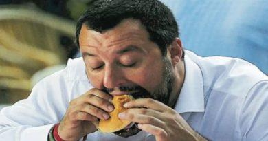 Salvini fa il patriota, ma cosa ha fatto per l'Italia?