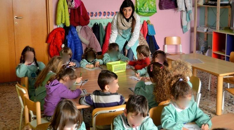 scuola infanzia iscrizioni