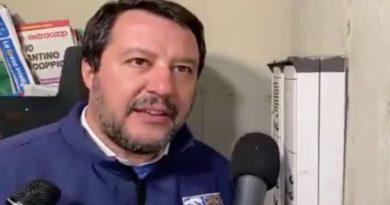 «Salvini aizza all'odio, si vergogni»