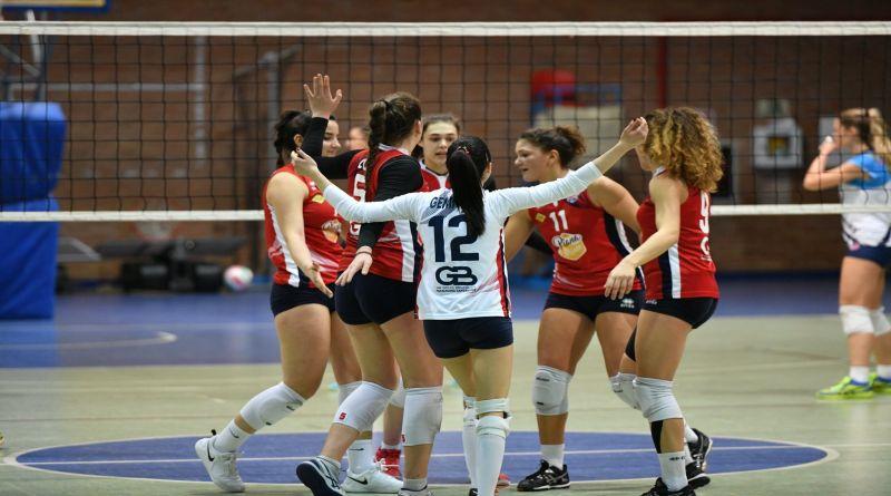 volley femminile bologna