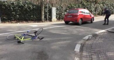 Morto ciclista 19enne sui colli bolognesi