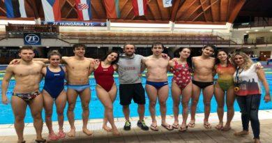 cusb nuoto record bologna