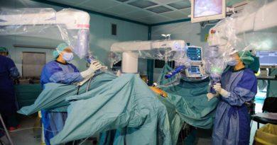 maggiore intervento robot bologna
