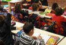 scuola bambini cina coronavirus