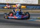 Go Kart, Lorenzo Leopardi esordisce a 7 anni nel campionato italiano IameSeries