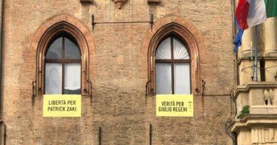 libertà per patrick zaky bologna