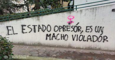 scritte sui muri femminista patriarcato bologna Lepore