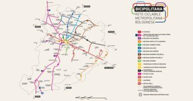 bicipolitana piste ciclabili bologna biciclette