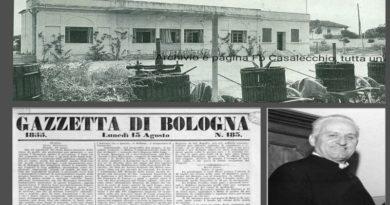 La Gazzetta di Bologna nell'Ottocento raccontò la grande epidemia