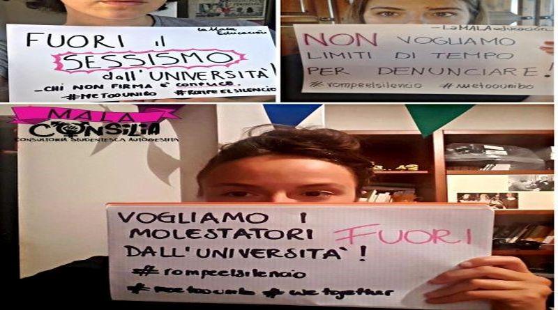 studentesse molestie bologna