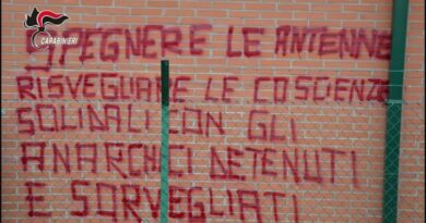 anarchici bologna arrestati