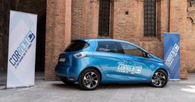 corrente auto elettrica bologna