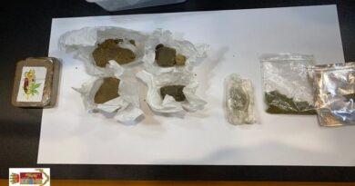 droga bologna cocaina marjuana