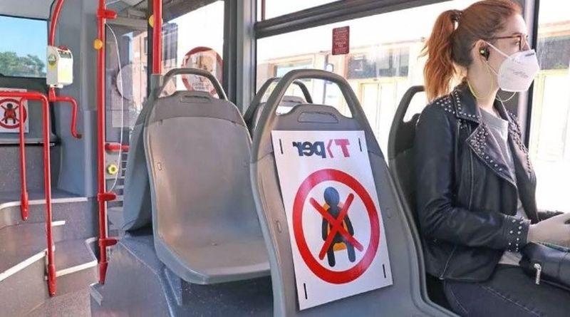 autobus distanziamento bologna
