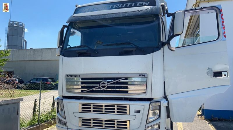 camion bologna autostrada