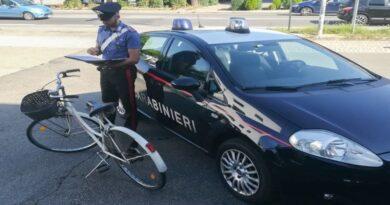 furto bici bologna piazza VIII AGOSTO