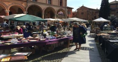 mercato antiquario bologna